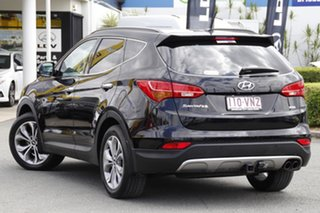 2015 Hyundai Santa Fe DM2 MY15 Highlander Phantom Black 6 Speed Sports Automatic Wagon.