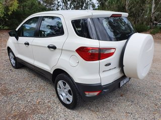 2015 Ford Ecosport BK Ambiente White Sports Automatic Dual Clutch Wagon
