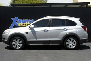 2010 Holden Captiva CG MY10 LX AWD Silver 5 Speed Sports Automatic Wagon