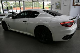 2012 Maserati Granturismo M145 MC Stradale MC-Shift White 6 Speed Sports Automatic Dual Clutch Coupe