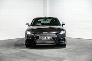 2016 Audi TTS FV MY17 S Tronic Quattro Black 6 Speed Sports Automatic Dual Clutch Coupe
