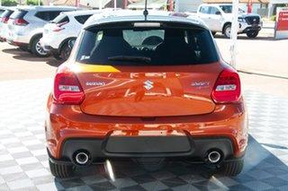 2020 Suzuki Swift AZ Series II Sport ORG/BLK / 6 Speed Manual Hatchback.