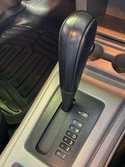2007 Ford Ranger PJ XL Crew Cab 4x2 Hi-Rider White 5 Speed Automatic Utility