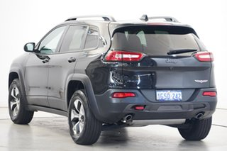 2018 Jeep Cherokee KL MY19 Trailhawk Black 9 Speed Sports Automatic Wagon