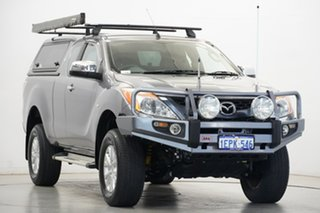 2014 Mazda BT-50 UP0YF1 XTR Grey 6 Speed Sports Automatic Utility