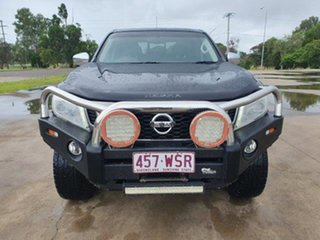 2016 Nissan Navara D23 ST Black 7 Speed Sports Automatic Utility