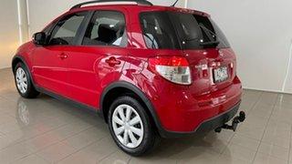 2013 Suzuki SX4 GYA MY13 Crossover Navigator Red 6 Speed Constant Variable Hatchback.