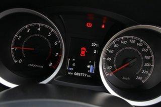 2016 Mitsubishi Lancer CF ES Sport White Pearl 5 Speed Manual Sedan