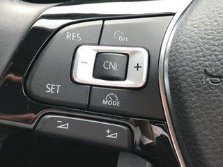 2018 Volkswagen Polo AW MY19 70TSI DSG Trendline Black 7 Speed Sports Automatic Dual Clutch