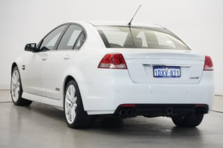 2012 Holden Commodore VE II MY12 SS V Redline White 6 Speed Sports Automatic Sedan