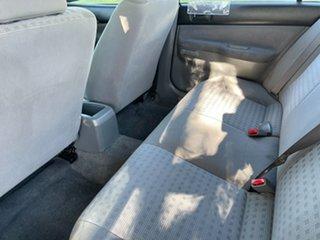 2004 Mitsubishi Lancer CH ES Black 4 Speed Automatic Sedan