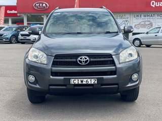 2012 Toyota RAV4 Cruiser Grey Automatic Wagon.