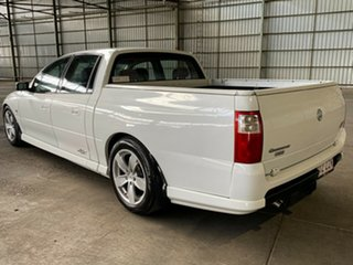 2004 Holden Crewman VY II SS White 4 Speed Automatic Utility