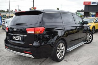 2016 Kia Carnival YP MY17 Platinum Black 6 Speed Sports Automatic Wagon