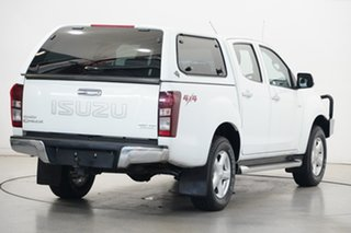2014 Isuzu D-MAX MY14 LS-U Crew Cab White 5 Speed Manual Utility