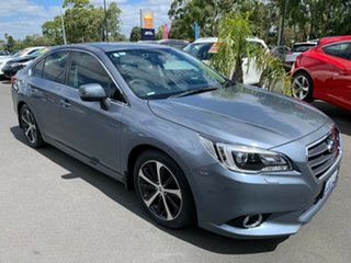 2016 Subaru Liberty B6 MY16 2.5i CVT AWD Premium Grey 6 Speed Constant Variable Sedan
