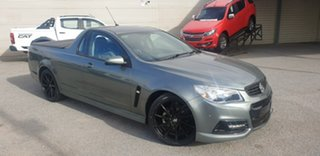 2015 Holden Ute VF MY15 SV6 Ute Grey 6 Speed Manual Utility