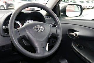 2009 Toyota Corolla ZRE152R Ascent Silver Pearl 4 Speed Automatic Sedan