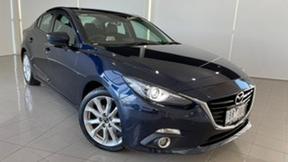 2014 Mazda 3 BM5236 SP25 SKYACTIV-MT GT Blue 6 Speed Manual Sedan.