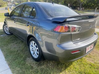 2011 Mitsubishi Lancer CJ MY11 SX Grey 5 Speed Manual Sedan