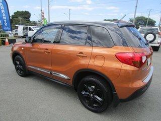 2018 Suzuki Vitara LY RT-S 2WD Orange 6 Speed Sports Automatic Wagon.