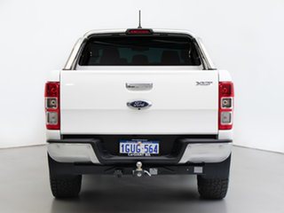 2019 Ford Ranger PX MkIII MY19.75 XLT 3.2 (4x4) White 6 Speed Automatic Double Cab Pick Up