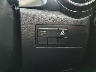 2017 Mazda 2 DL2SAA Maxx SKYACTIV-Drive Blue/clo9th 6 Speed Sports Automatic Sedan