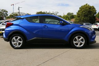 2018 Toyota C-HR NGX10R S-CVT 2WD Blue 7 Speed Constant Variable Wagon