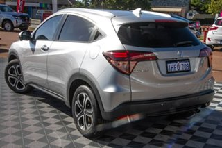 2015 Honda HR-V MY15 VTi-L Silver 1 Speed Constant Variable Hatchback.
