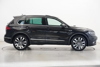 2017 Volkswagen Tiguan 5N MY18 162TSI DSG 4MOTION Highline Black 7 Speed