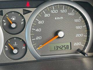 2005 Ford Territory SX Ghia AWD White 4 Speed Sports Automatic Wagon