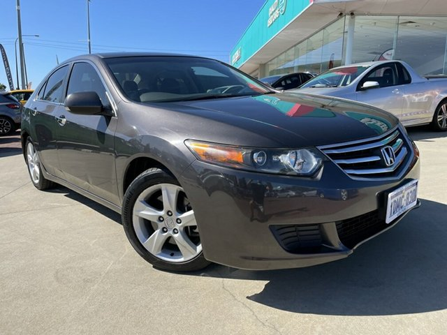 Used Honda Accord 10 MY11 Euro Victoria Park, 2010 Honda Accord 10 MY11 Euro Grey 6 Speed Manual Sedan