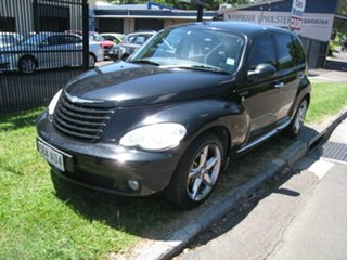 2006 Chrysler PT Cruiser Classic Black 4 Speed Automatic Wagon.