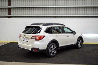 2019 Subaru Outback B6A MY20 2.5i CVT AWD Premium White 7 Speed Constant Variable Wagon