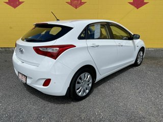 2016 Hyundai i30 GD4 Series II MY17 Active X White 6 Speed Manual Hatchback