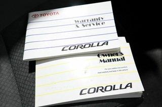 2004 Toyota Corolla ZZE122R Ascent White 4 Speed Automatic Sedan