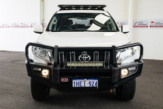 2016 Toyota Landcruiser Prado GDJ150R GXL Crystal Pearl 6 Speed Sports Automatic Wagon.