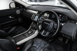 2015 Land Rover Range Rover Evoque L538 MY15 Pure White 9 Speed Sports Automatic Wagon