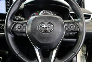 2019 Toyota Corolla Mzea12R SX Crystal Pearl 10 Speed Constant Variable Hatchback