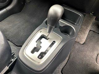 2016 Mitsubishi Mirage LA MY17 ES Wine Red 1 Speed Constant Variable Hatchback