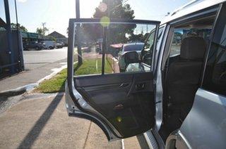 2007 Mitsubishi Pajero NS GLX LWB (4x4) Silver 5 Speed Manual Wagon