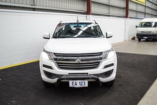 2017 Holden Colorado RG MY17 LS Pickup Crew Cab White 6 Speed Manual Utility.