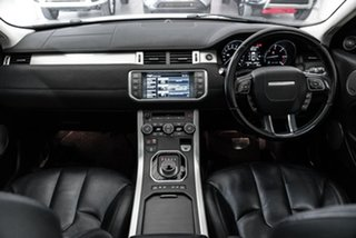 2015 Land Rover Range Rover Evoque L538 MY15 Pure White 9 Speed Sports Automatic Wagon.
