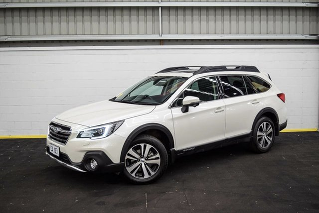 Used Subaru Outback B6A MY20 2.5i CVT AWD Premium Canning Vale, 2019 Subaru Outback B6A MY20 2.5i CVT AWD Premium White 7 Speed Constant Variable Wagon