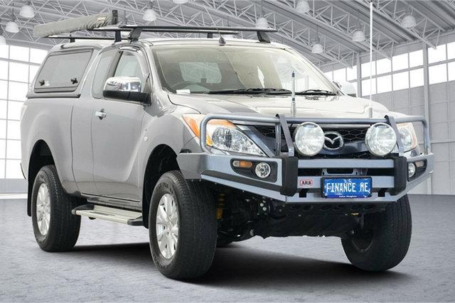 Used Mazda BT-50 UP0YF1 XTR Victoria Park, 2014 Mazda BT-50 UP0YF1 XTR Grey 6 Speed Sports Automatic Utility