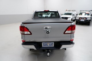 2017 Mazda BT-50 UR0YG1 XTR 4x2 Hi-Rider Silver 6 Speed Sports Automatic Utility