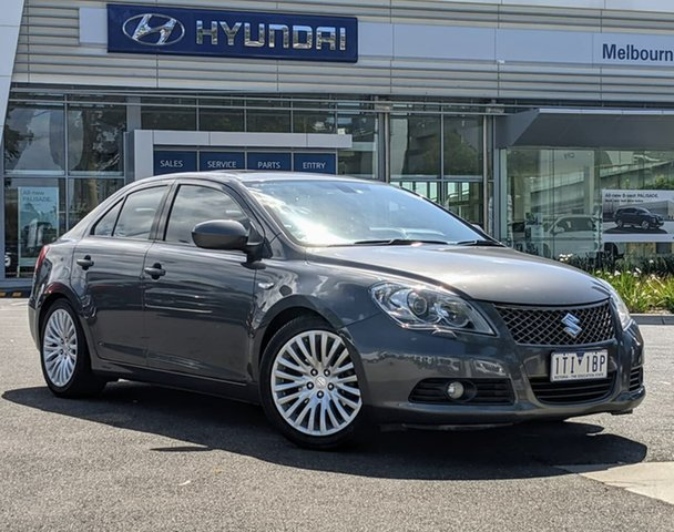 Used Suzuki Kizashi FR MY11 Prestige South Melbourne, 2012 Suzuki Kizashi FR MY11 Prestige Grey 6 Speed Constant Variable Sedan