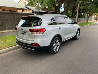 2016 Kia Sorento UM MY16 Platinum AWD Silver 6 Speed Sports Automatic Wagon