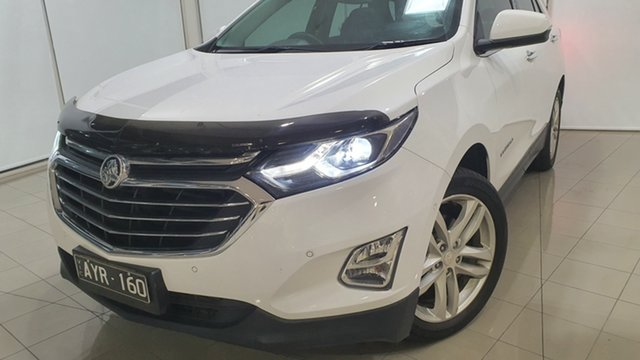 Used Holden Equinox EQ MY18 LTZ-V AWD Deer Park, 2018 Holden Equinox EQ MY18 LTZ-V AWD White 9 Speed Sports Automatic Wagon