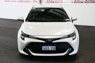 2019 Toyota Corolla Mzea12R SX Crystal Pearl 10 Speed Constant Variable Hatchback.